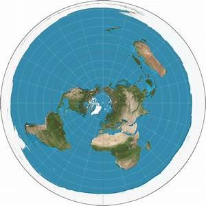 Flat Earth Maps  U2013 Flat Earth Disclosure