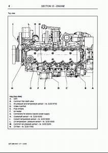 Massey Ferguson Combine 7244    7245    7246 Activa