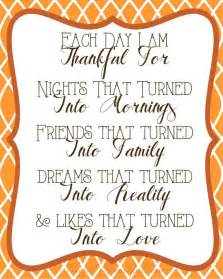 Quotes I AM Thankful for Printable