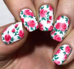 Floral nail art designs ideas spring nails modern