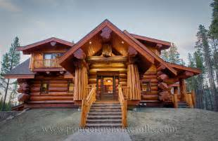 log cabin floor plans with basement view our gallery of custom log homes here