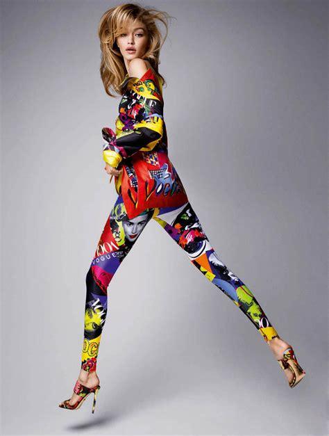Gigi Hadid covers Vogue Germany January 2018 by Patrick ...