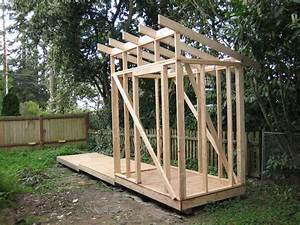 The Rat Hole: Shed - Part 4: Roof Framing