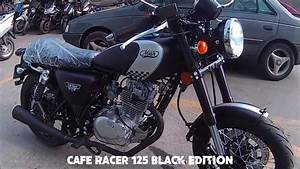 Mash 125 Cafe Racer : mbl mash cafe racer 125 black edition youtube ~ Maxctalentgroup.com Avis de Voitures