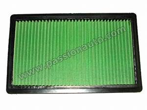 Green Filtre à Air : filtre air sport green 930 965 passionauto com passionauto com ~ Medecine-chirurgie-esthetiques.com Avis de Voitures