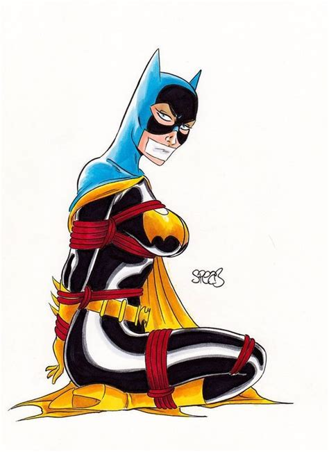 batgirl captured   batgirl comic books art comic art