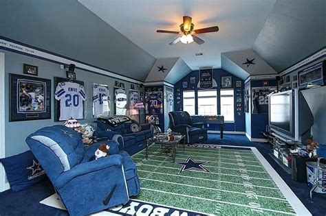 dallas cowboys baby room ideas a shopping list for the ultimate dallas cowboys fan cave