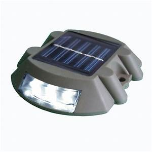 dock edge solar dock and deck light with 6 led lights 96 With outdoor solar lights for docks