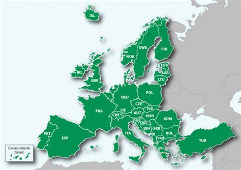 Carte Europe Centrale Garmin by Garmin United Kingdom European Map Coverage