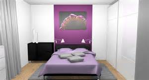 HD wallpapers peinture chambre coucher adulte moderne