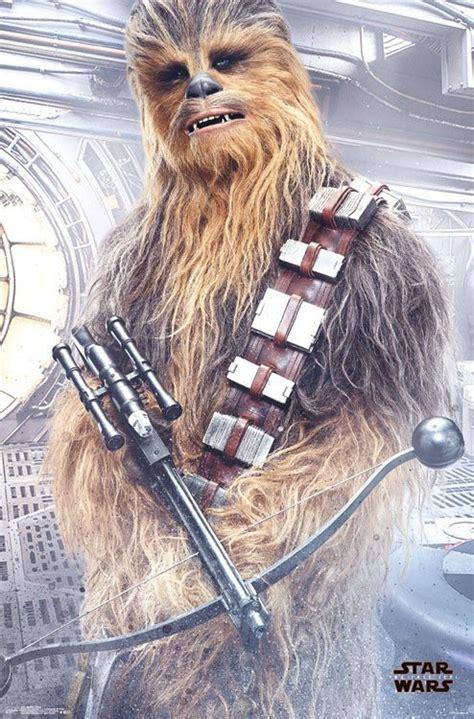 Star Wars Chewie Athena Posters
