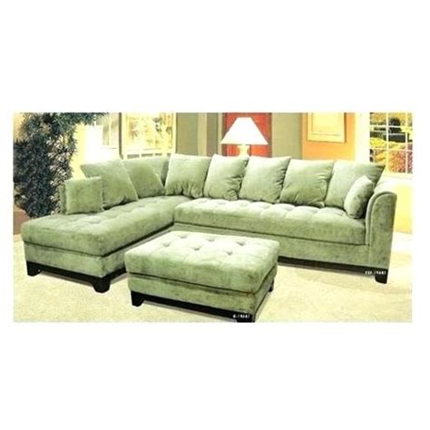 10 Best Ideas Of Green Sectional Sofas