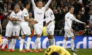 Ruthless Ronaldo punishes Roma   Q FM