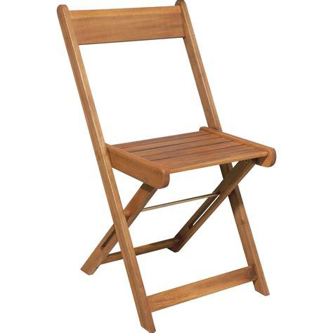 chaise de jardin bois chaise de jardin en bois porto miel leroy merlin
