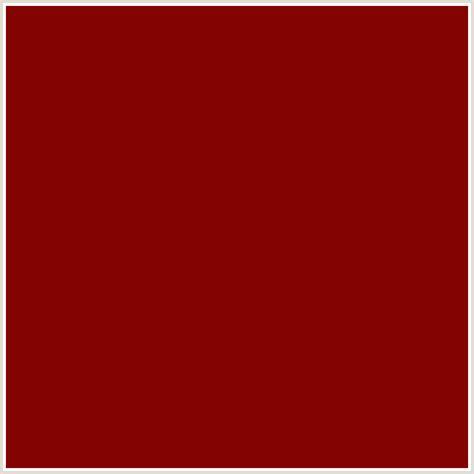 maroon color code 830300 hex color rgb 131 3 0 maroon