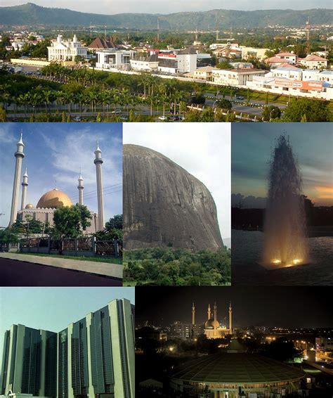Abuja – Wikipédia, a enciclopédia livre