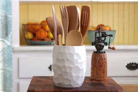 Variety Types Kitchen Utensil Holder — Joanne Russo