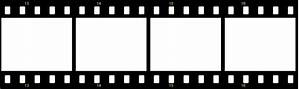 Free Film Strip Border Template - ClipArt Best