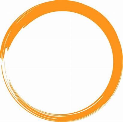 Orange Circle Round 1280 Picpng Fixed Logistics