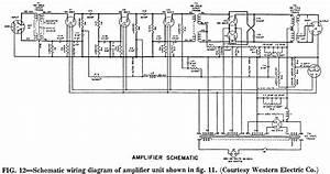 Western Electric 2502bm Wiring Diagram