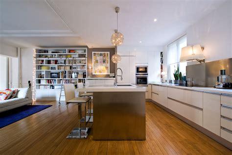 inspiration cuisine ouverte une cuisine ouverte pour intérieur design inspiration