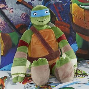 Leonardo Online Shop : nickelodeon plush throw pillow teenage mutant ninja turtles leonardo shop your way online ~ A.2002-acura-tl-radio.info Haus und Dekorationen
