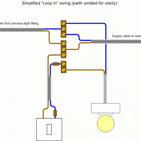 How Wire Pull Cord Light Switch Diagram Wiring