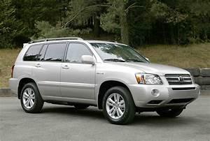 2006 Toyota Highlander Hybrid 4wd