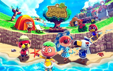 Animal Crossing New Leaf Wallpaper - animal crossing new leaf launches in the nintendo 3ds