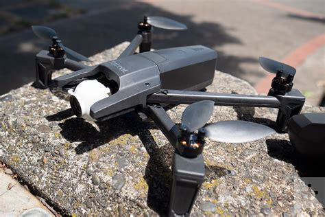 parrot anafi drone review digital trends