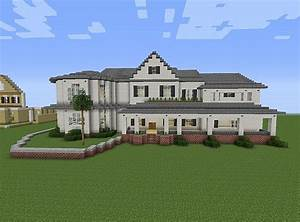 Townhouse Mansion – Minecraft House Design
