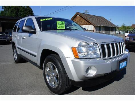 jeep laredo 2007 2007 jeep grand cherokee laredo diesel 4x4 outside