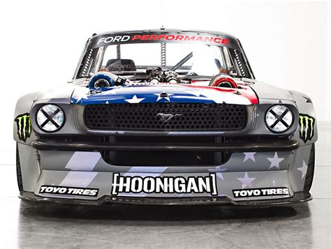 ken blocks  hoonicorn   hp twin turbo methanol