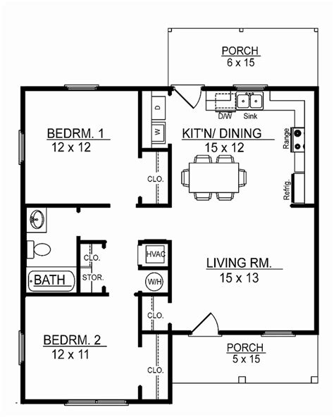 different house plans basic house plans unique best 25 2 bedroom floor plans