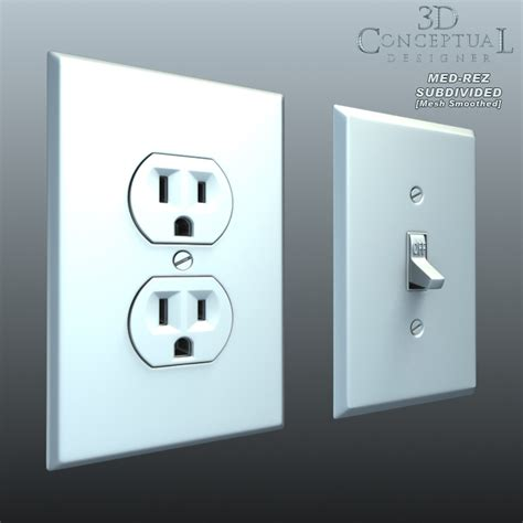 universal electrical au usb power outlet light switch wall