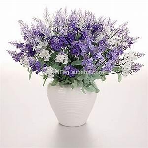 Wholesale Silk Artificial Flowers Lavender - Buy Lavender