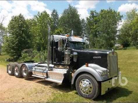 kenworth truck cab kenworth w900 in minnesota for sale used trucks on