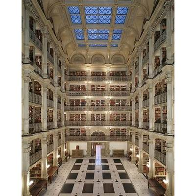 Peabody Library BaltimoreLibrarian WorkPinterest