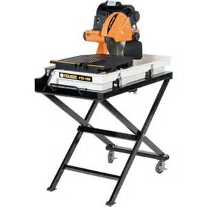 your thoughts on a used tile saw ceramic tile advice