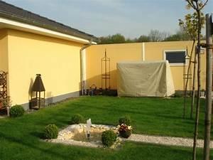 Garagenanbau Mit Terrasse : neues blumenbeet im formalen garten mein sch ner garten ~ Lizthompson.info Haus und Dekorationen