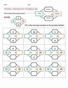Algebra Diagram Puzzle Making Practice Fun 26 Answers