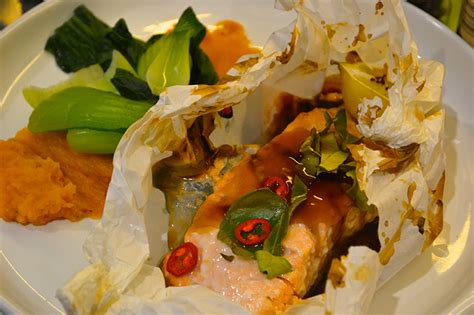 cuisine en papillote recipe salmon en papillote places we go