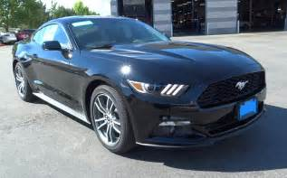 2017 Ford Mustang Black