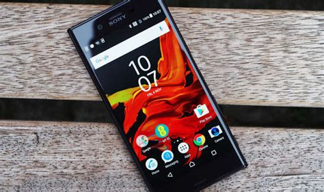 sony xperia xz review a fabulous phone but it s missing