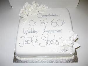 60th wedding anniversary cake sargent39s cakes With 60th wedding anniversary gifts