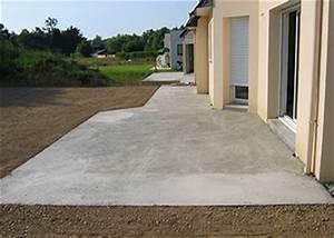 Prix terrasse en beton mon devisfr for Terrasse en beton prix