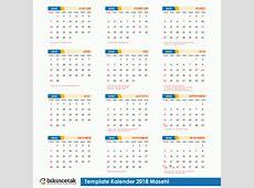 Download Kalender 2018 Terbaru, dan Jumlah Tanggal Merah