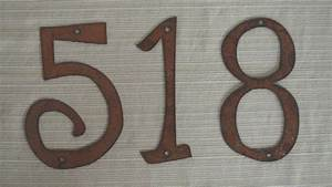 1000 images about house numbers on pinterest planters With where to buy house numbers and letters