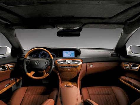 10 Best Car Interiors 2012 Class By