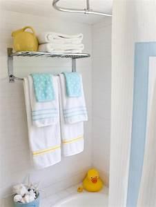 Embellished Bath Towels HGTV
